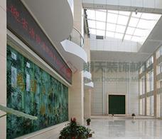 山西省心血管病医院铝单板幕墙案例