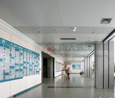 山西省肿瘤医院铝单板幕墙案例