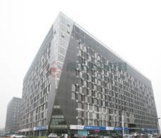 山东同圆设计集团户外铝单板案例