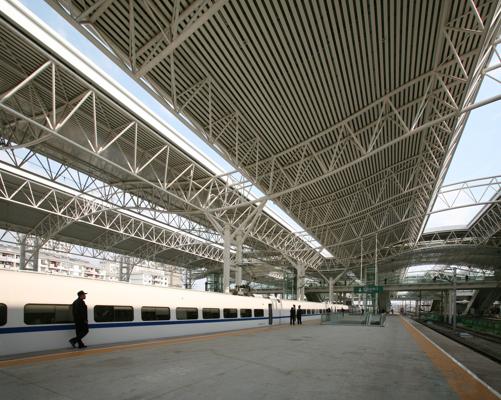 合肥火车站改造