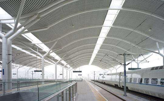徐州火车站雨棚改造