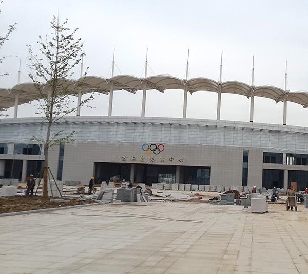 定远县体育中心