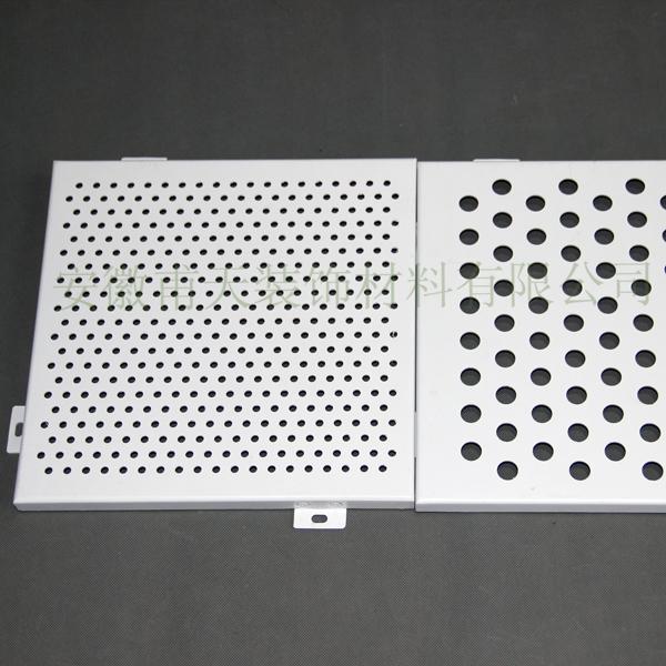 室内-密拼铝单板