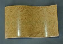 仿石纹氟碳铝单板