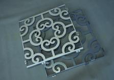 室内-雕花铝单板