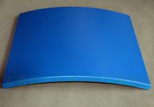 户外-包柱氟碳铝单板
