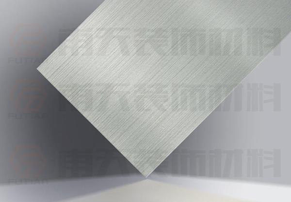 拉丝铝单板